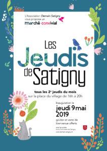 affiche demain satigny marché