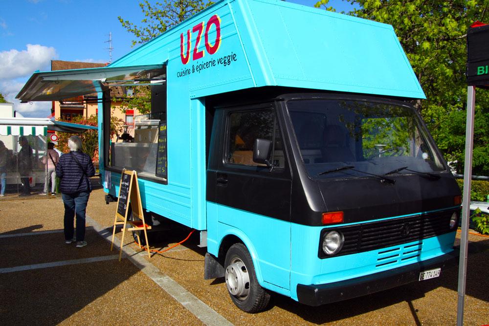 Truck Epicerie UZO - © J.Masserann